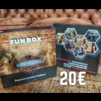FunBox 20€ + Frais de Port