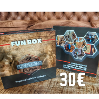 FunBox 30€+Frais de Port