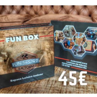 FunBox + Frais de Port