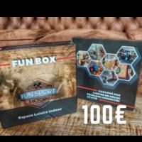 FunBox 100€+Frais de Port